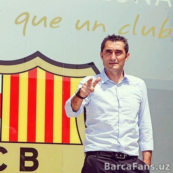"""BLOG: Valverde """"Barcelona""""da yangi davrini boshlamoqda(mi?)"""